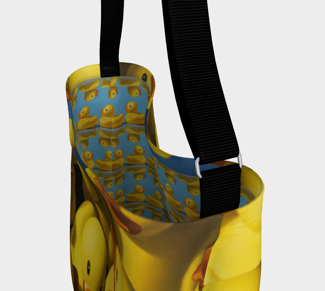 Clusterduck Day Tote preview #3