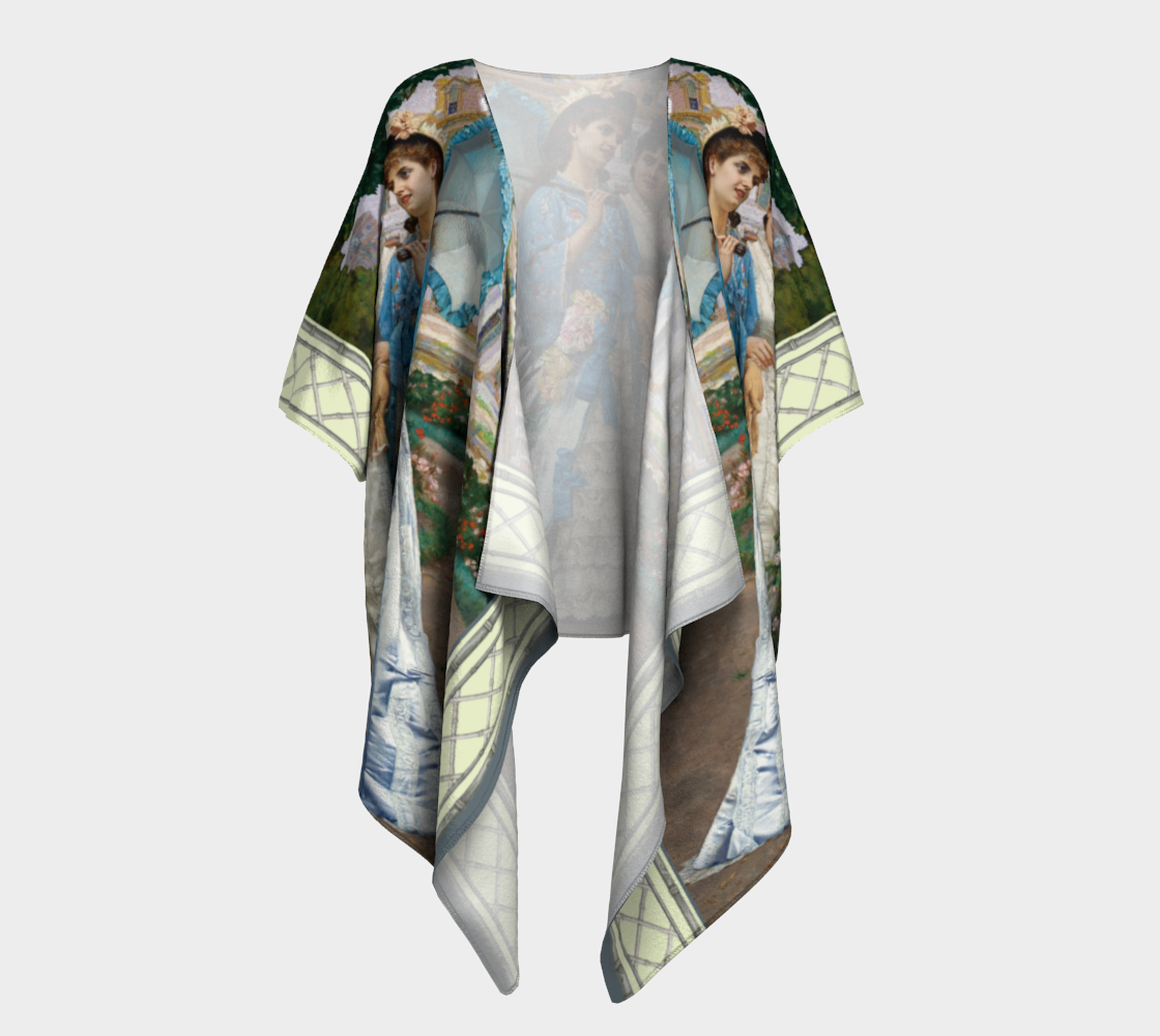 Creole New Orleans Kimono preview
