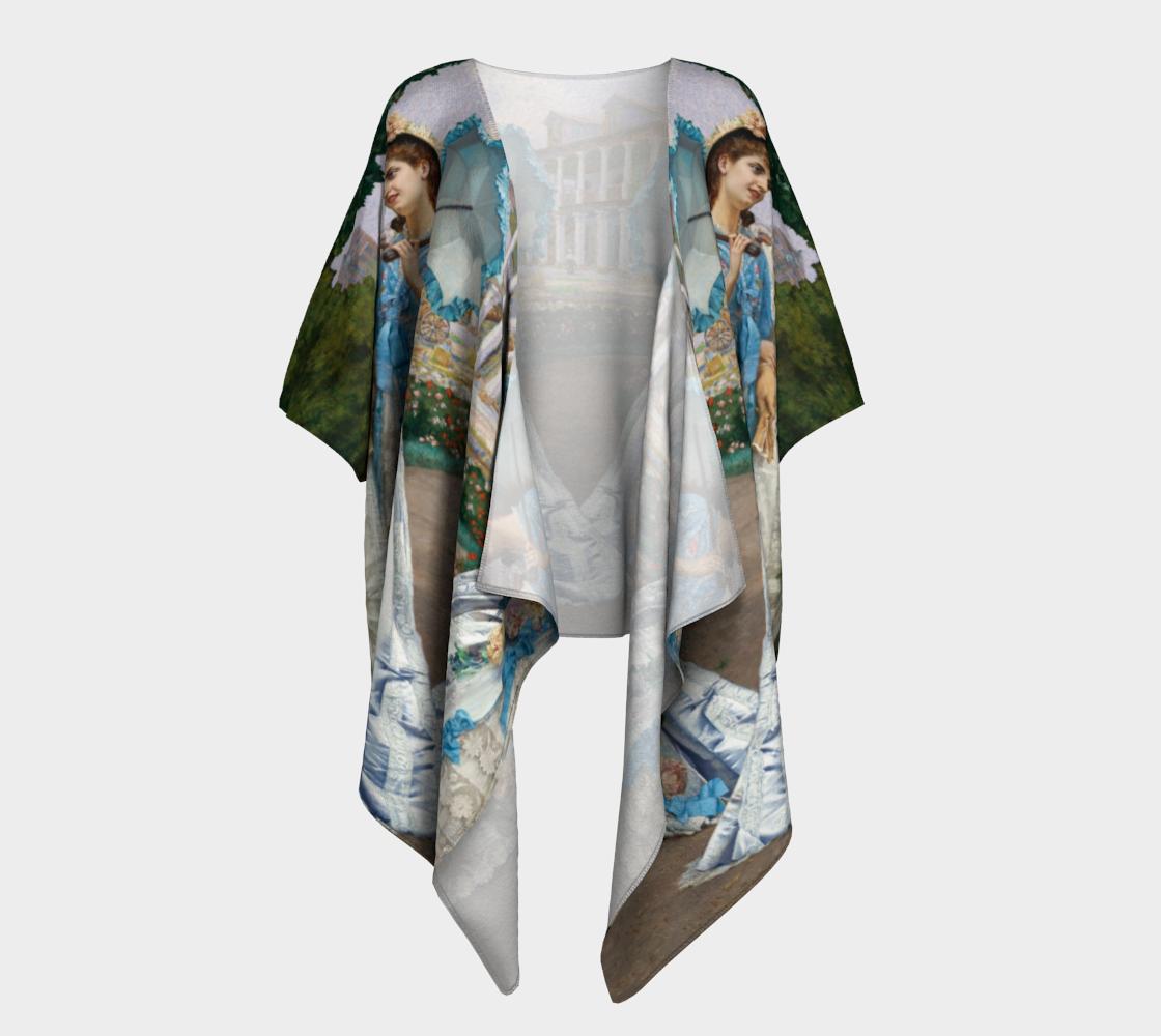 Creole New Orleans Kimono II preview #1