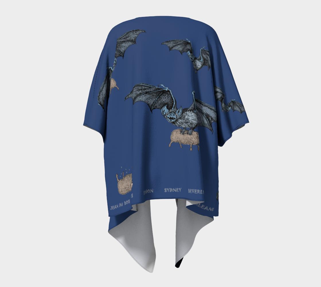 Halloween Dusk Kimono preview #4
