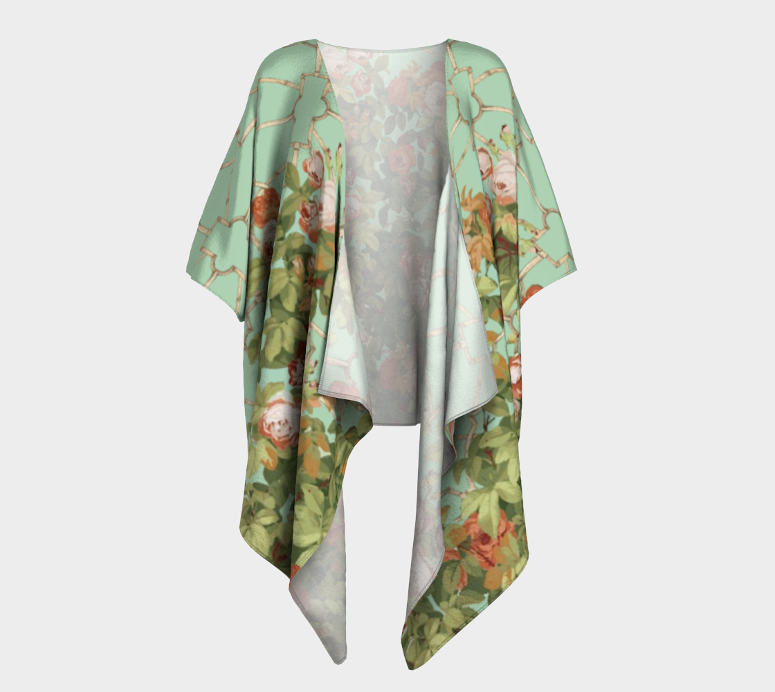 Roses Kimono Top II preview