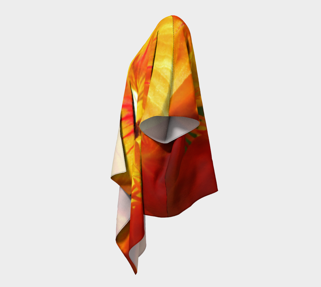 Inner Orange Nasturtium preview #2