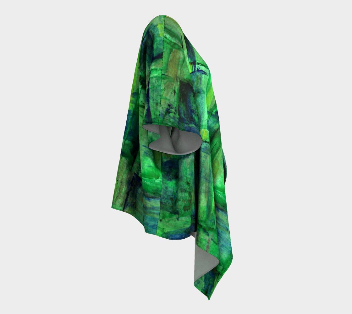 Mayan Dream Draped Kimono preview #3