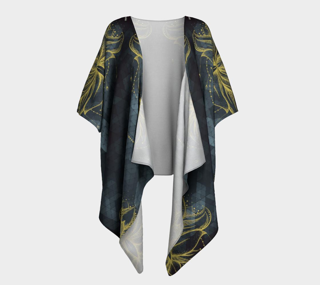 Aperçu de Kimono Blue Jewels