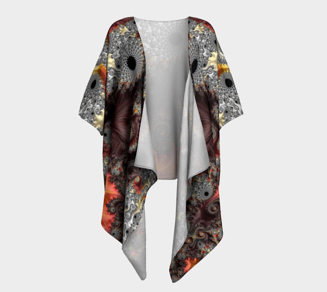 Elegance Draped Kimono preview