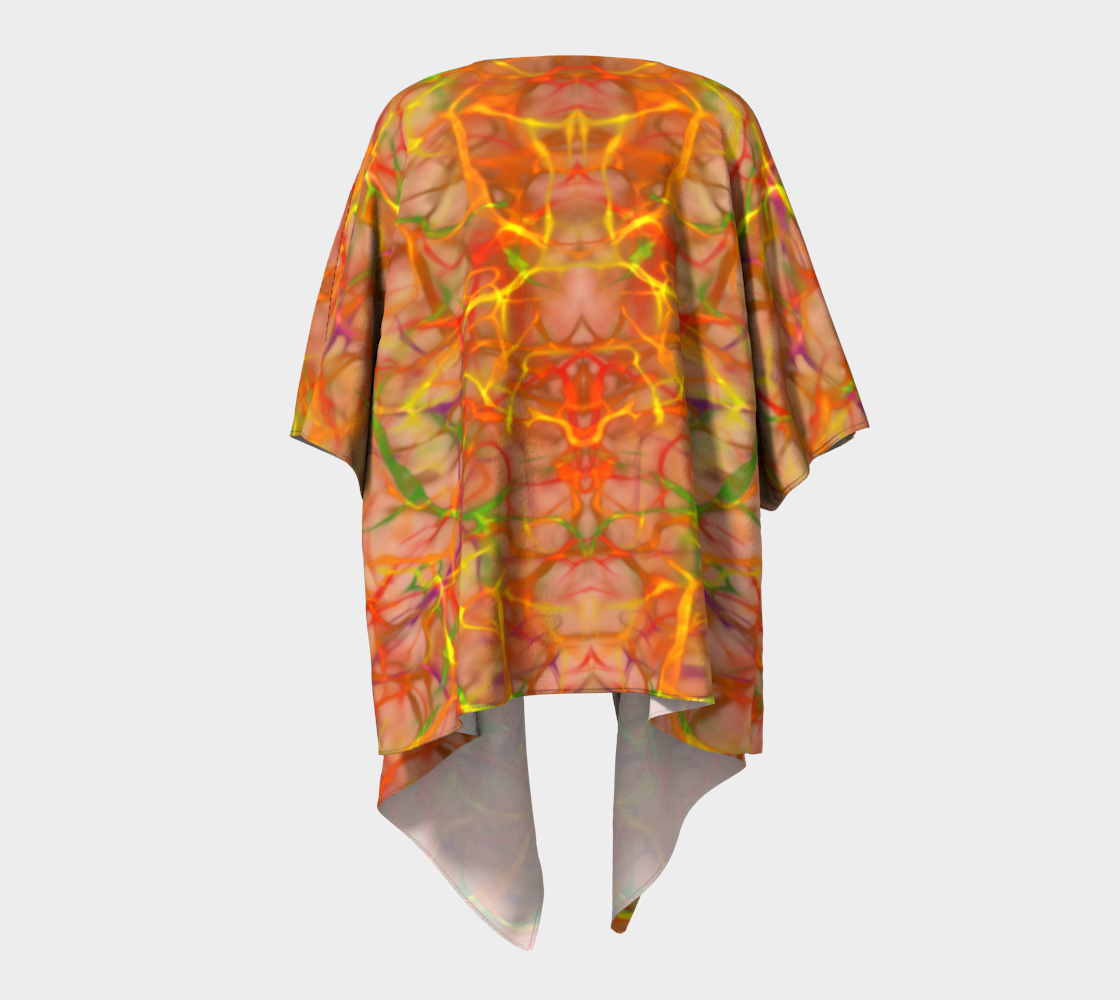 Autumn Fire - Kimono preview #4