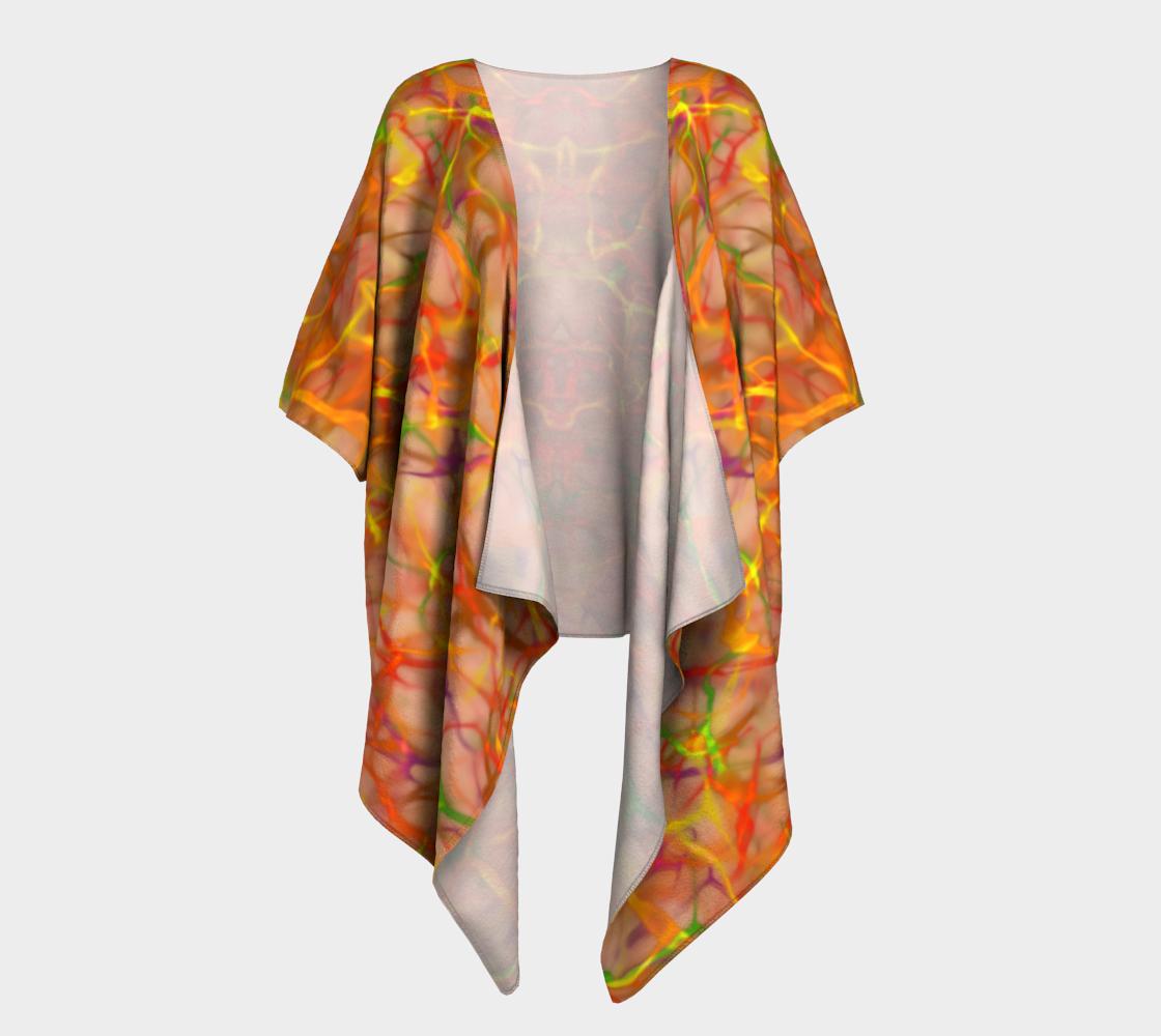 Autumn Fire - Kimono preview #1