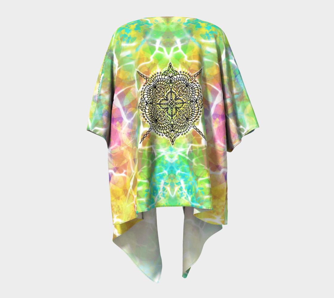 Aperçu de Mandala in Spring - Kimono #4
