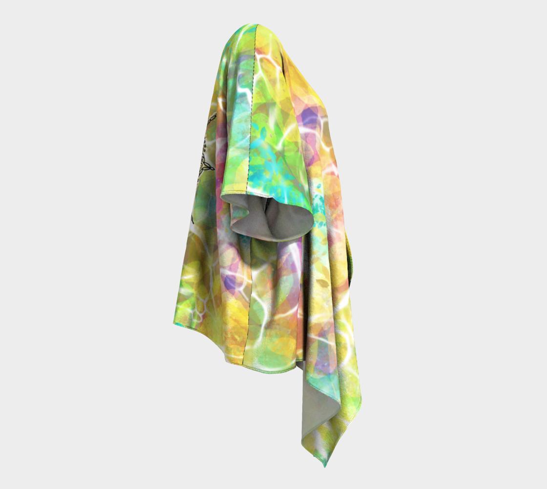 Aperçu de Mandala in Spring - Kimono #3