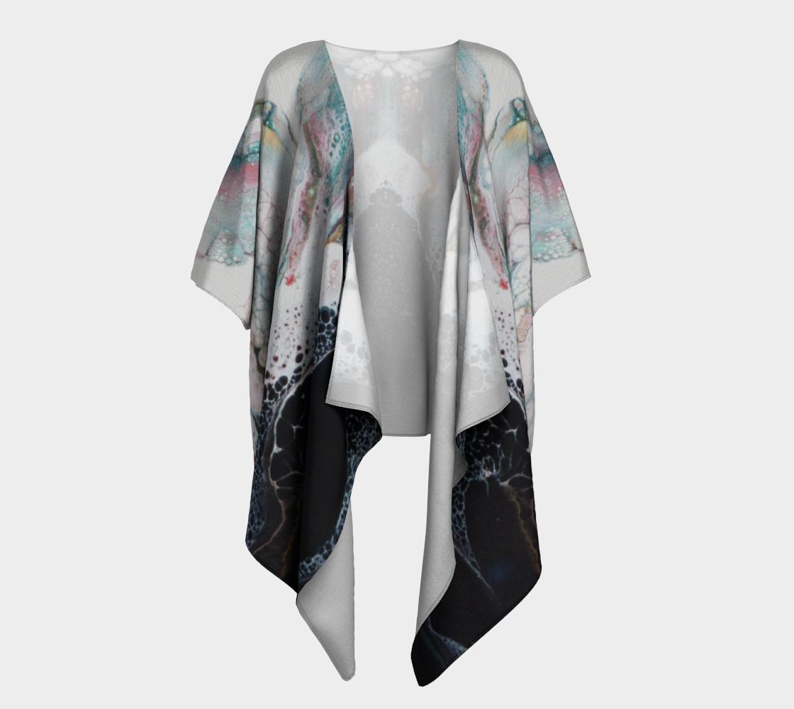 Aperçu de French can-can - Kimono drapé