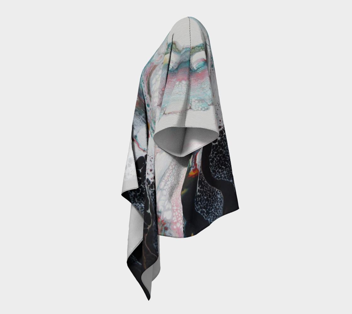 Aperçu de French can-can - Kimono drapé #2