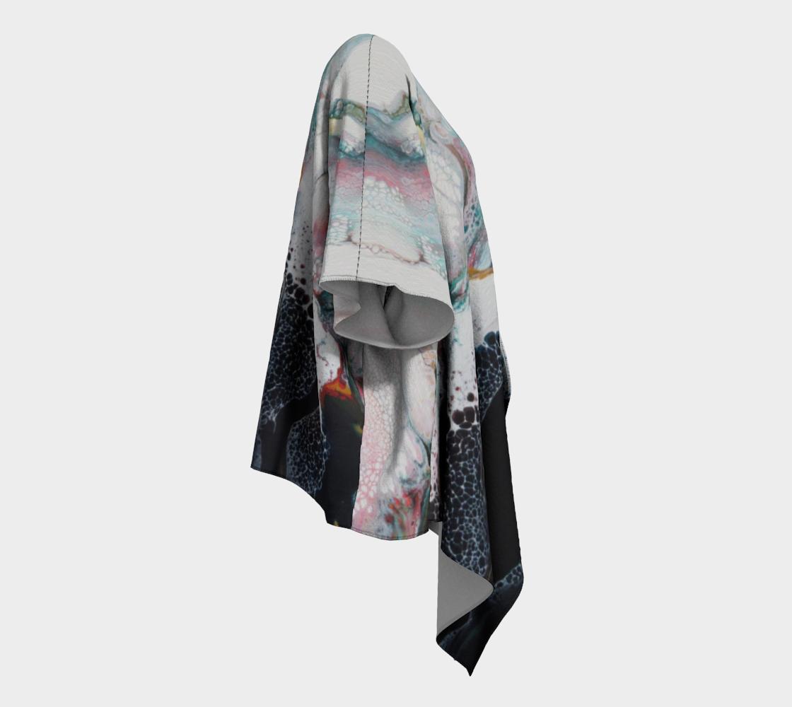 Aperçu de French can-can - Kimono drapé #3