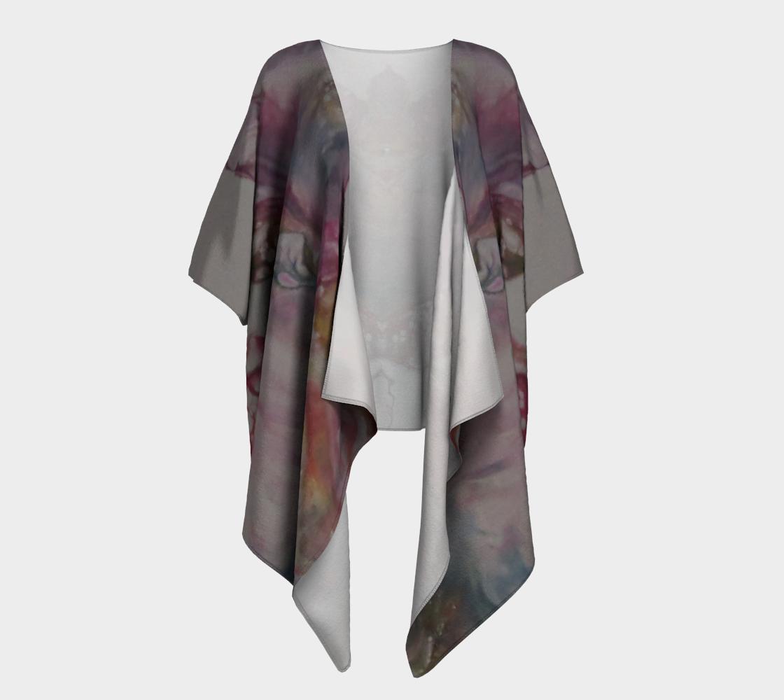 Aperçu de Aux couleurs de L'Amadou - #4 Kimono drapé