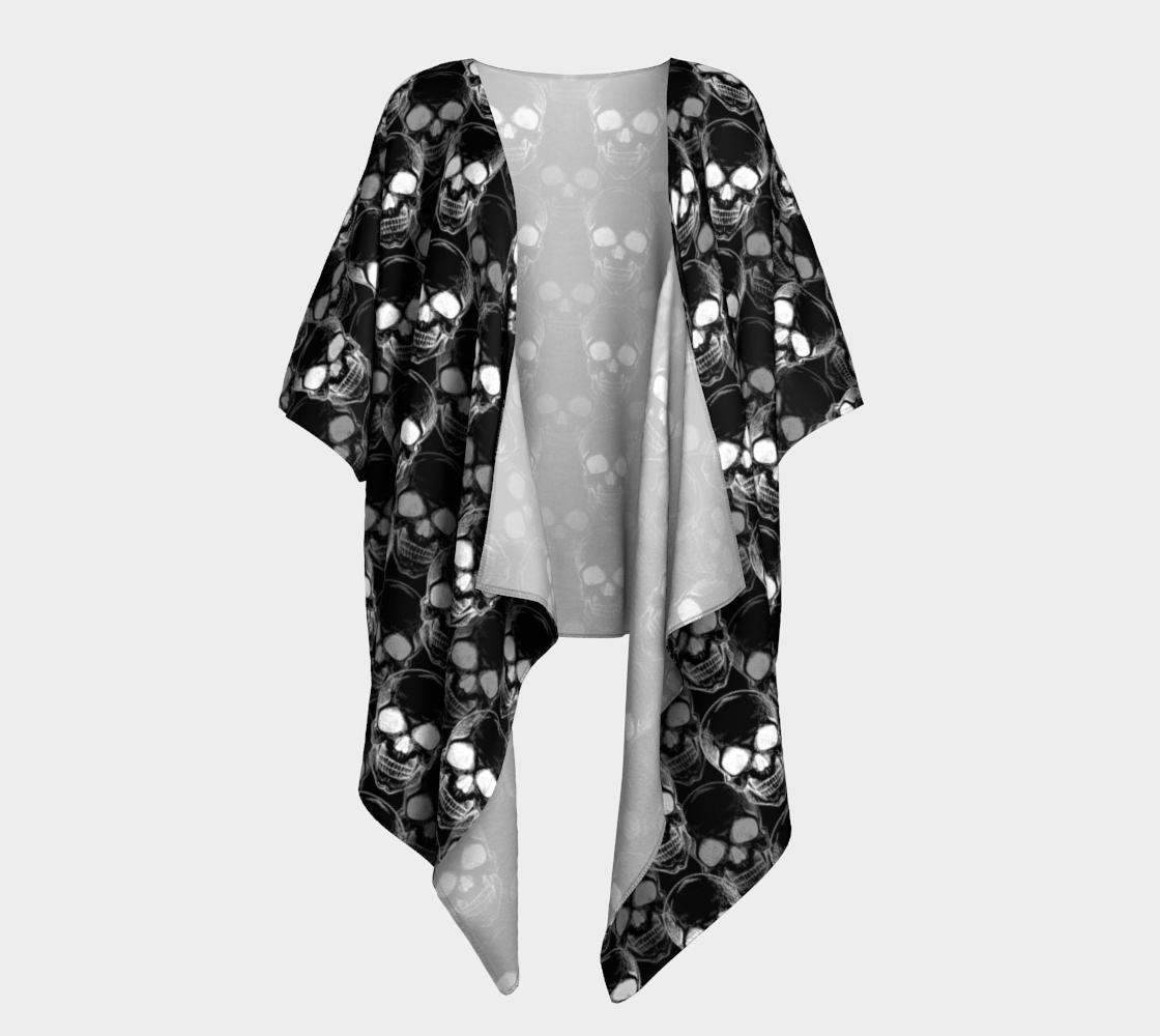 Skull Kimono preview