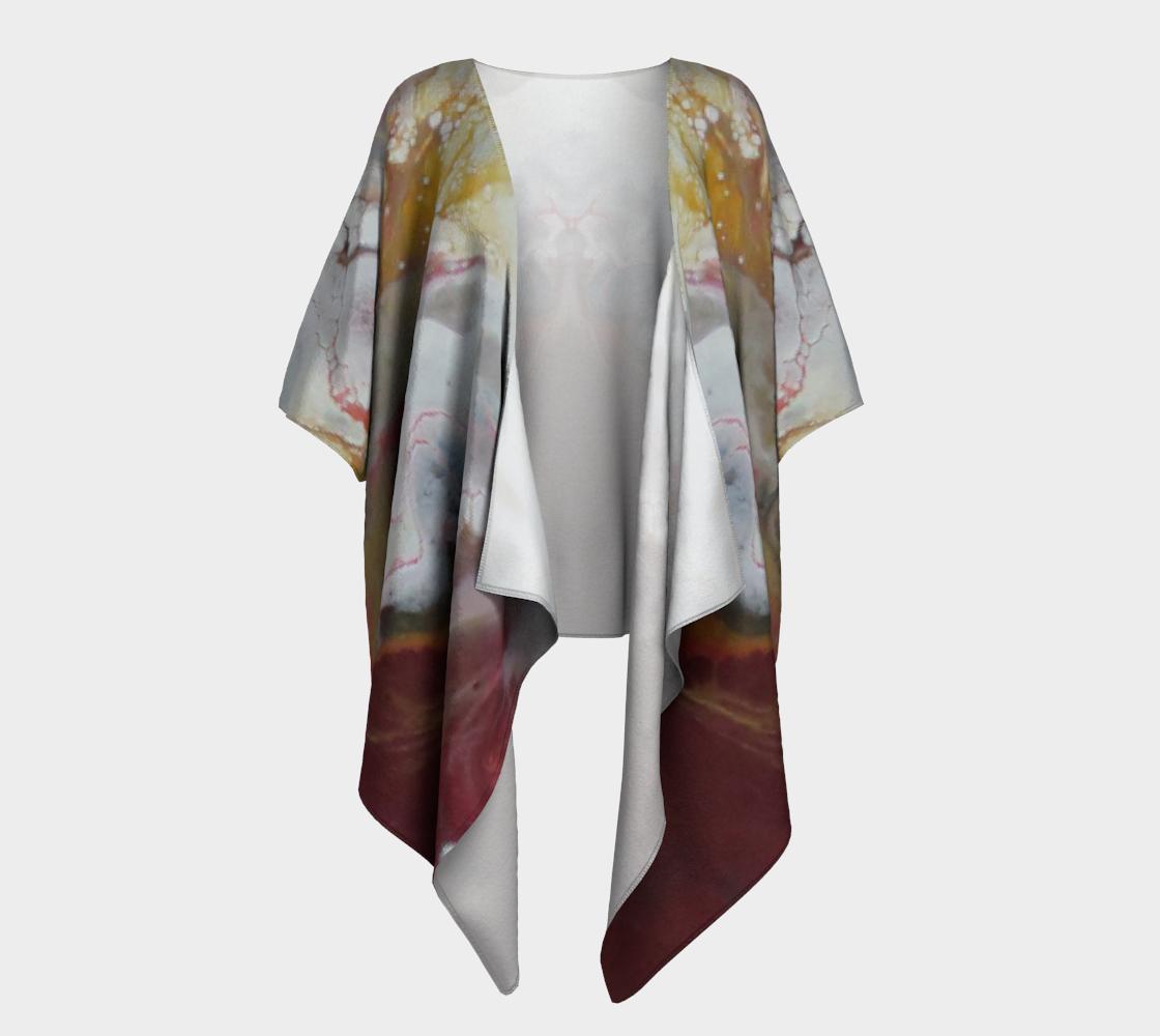 Aperçu de Aux couleurs de L'Amadou - #3 Kimono drapé