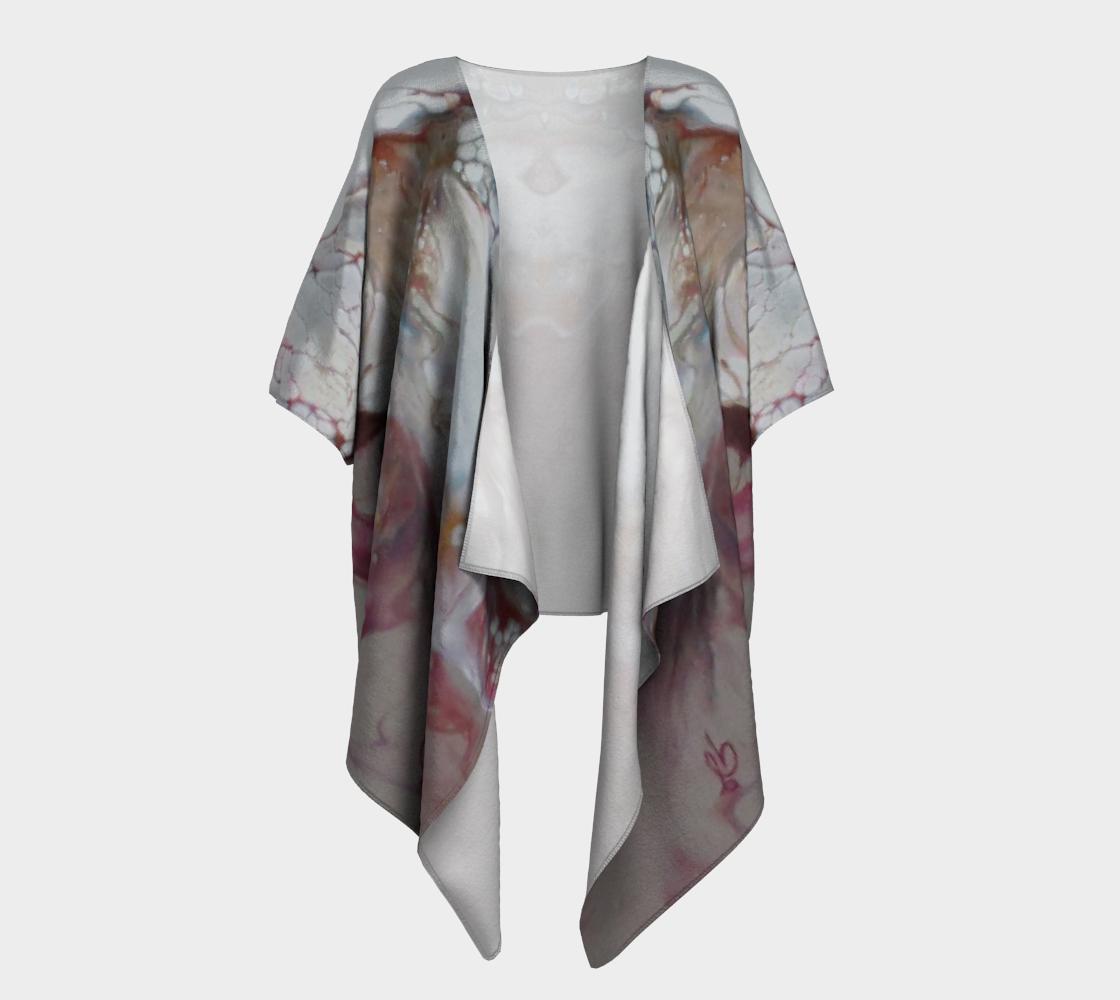 Aperçu de Aux couleurs de L'Amadou - #2 Kimono drapé