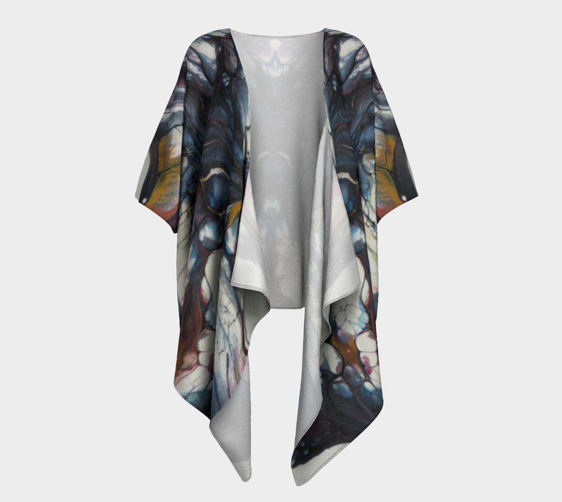 Aperçu de Majestueuse envolée - Kimono Drapé
