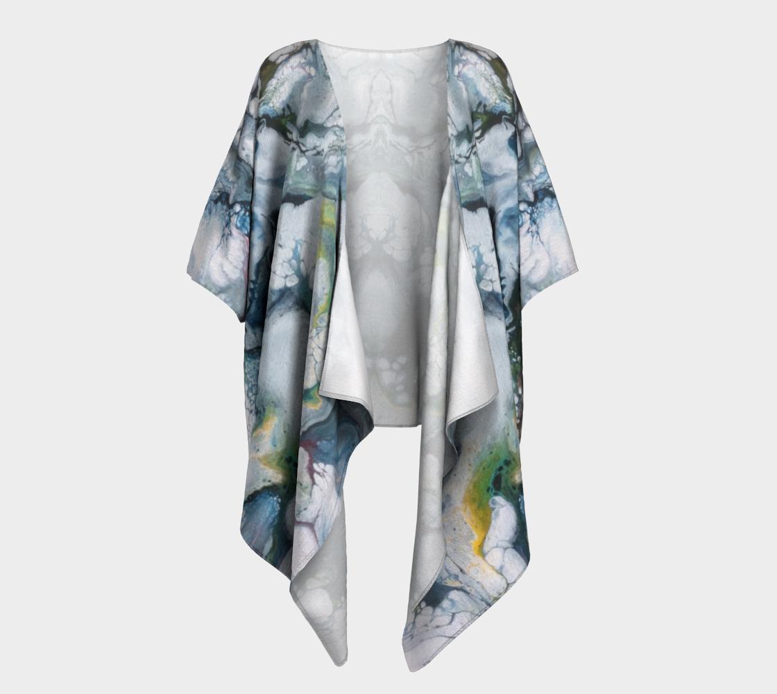 Aperçu de Le lys des glaces - Kimono drapé