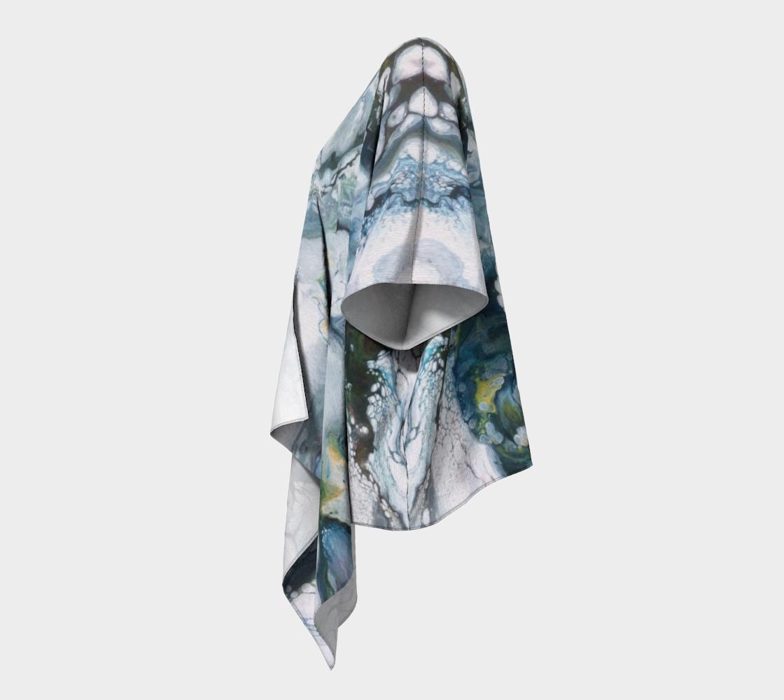 Aperçu de Le lys des glaces - Kimono drapé #2