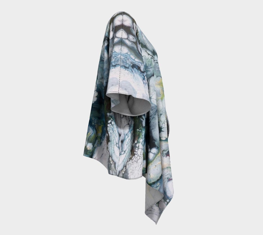 Aperçu de Le lys des glaces - Kimono drapé #3