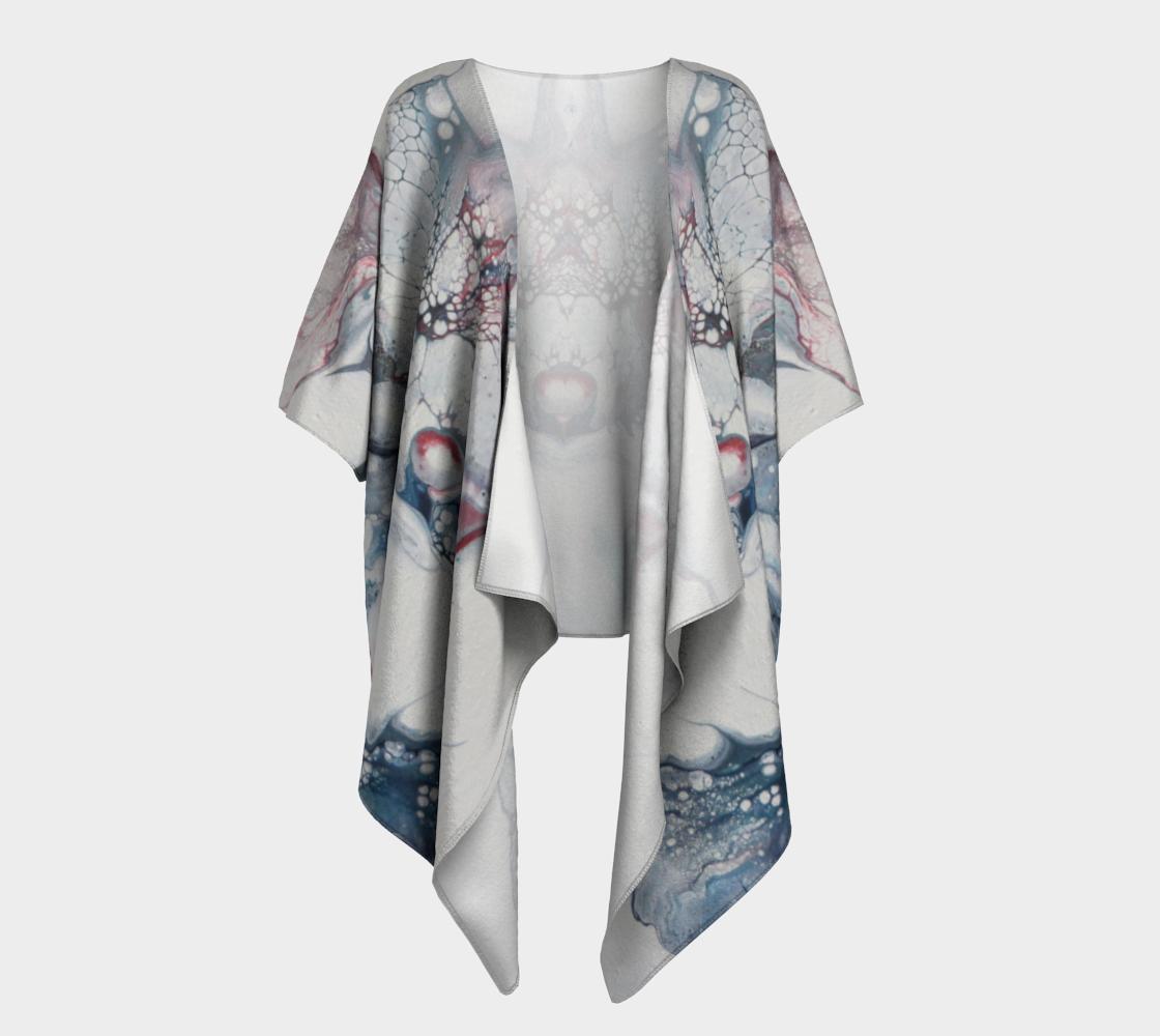 Aperçu de L'éveil des sens - Kimono drapé