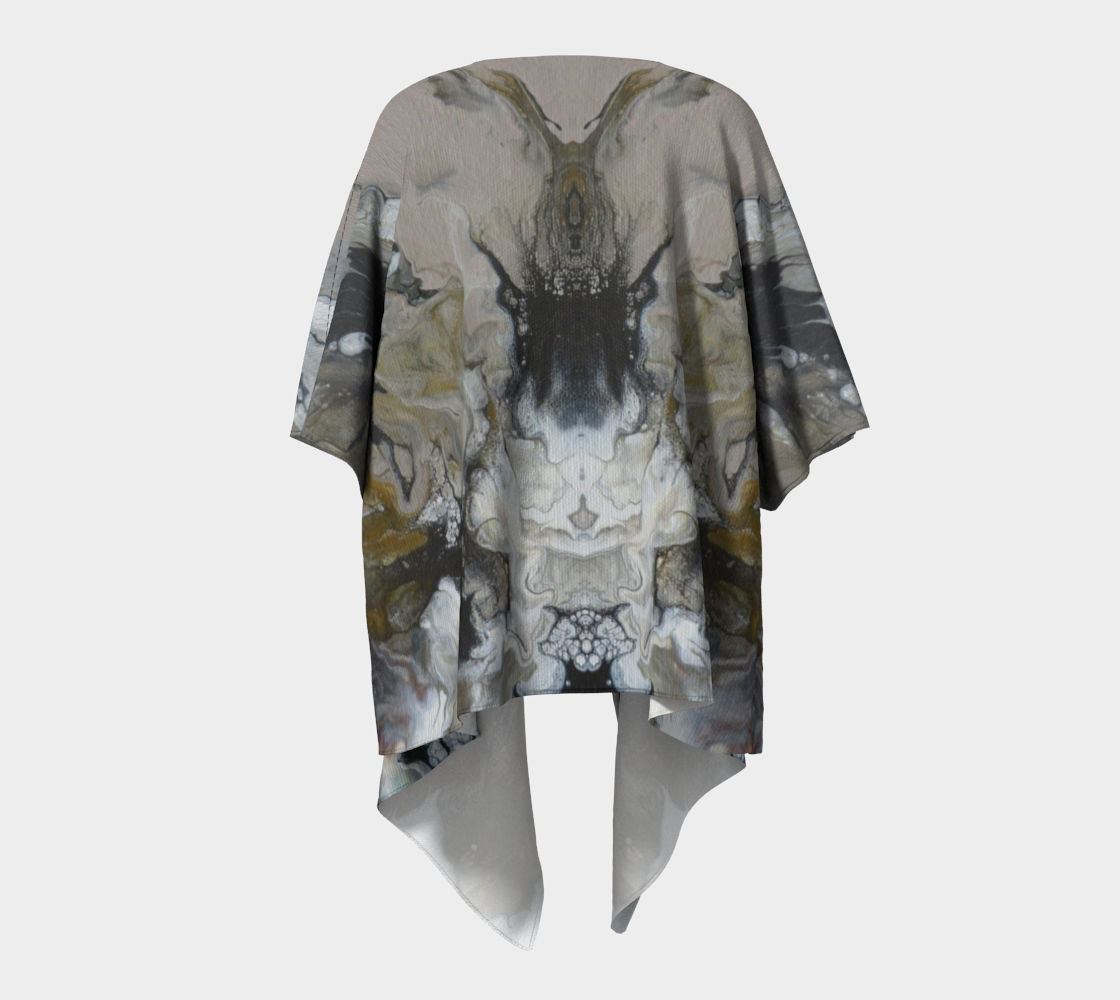 Aperçu de Émulsion - Kimono drapé #4