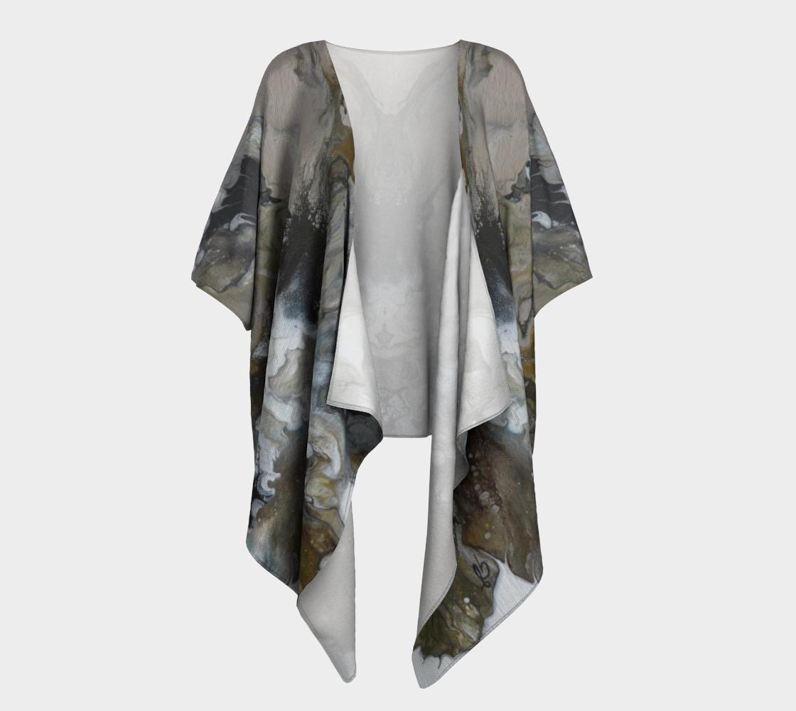 Aperçu de Émulsion - Kimono drapé