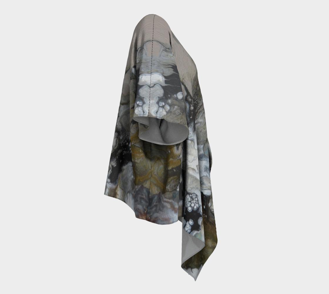 Aperçu de Émulsion - Kimono drapé #3