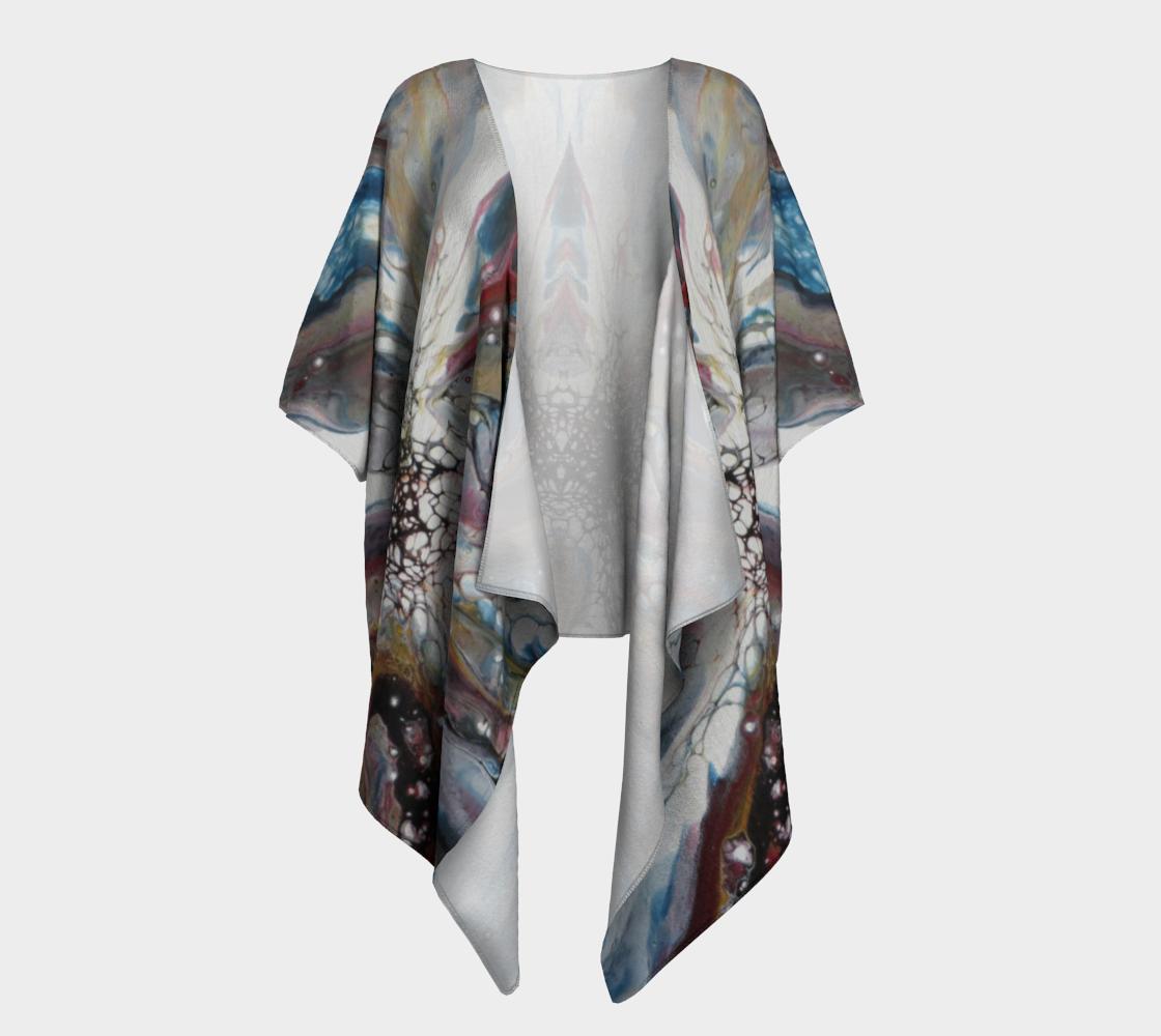 Aperçu de Étincelle - Kimono drapé