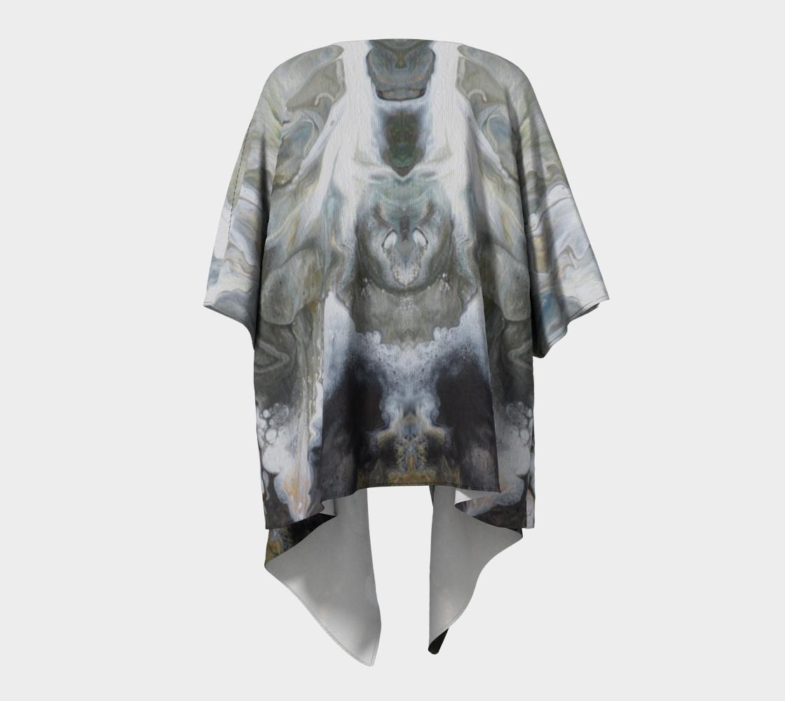 Aperçu de Profondeur - Kimono drapé #4