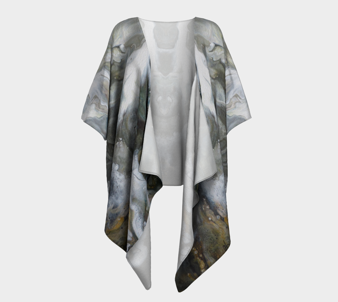 Profondeur - Kimono drapé preview