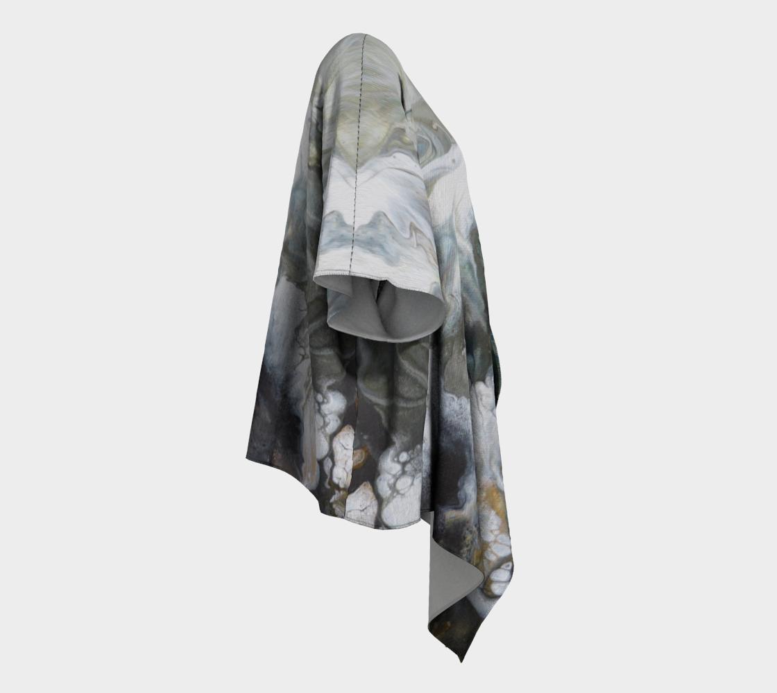 Aperçu de Profondeur - Kimono drapé #3