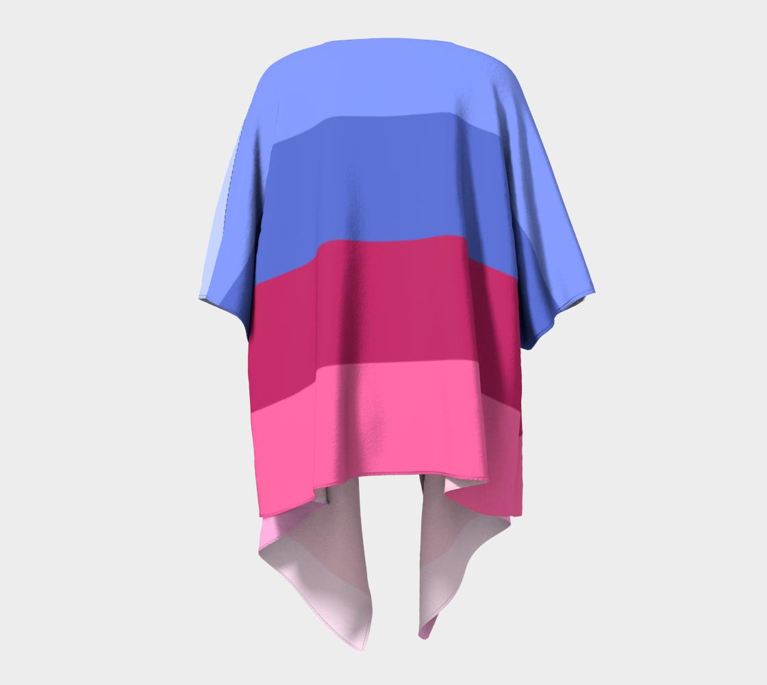 pbgrad draped kimono preview #4