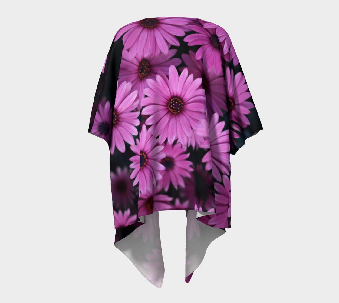 pericallis draped kimono preview #4