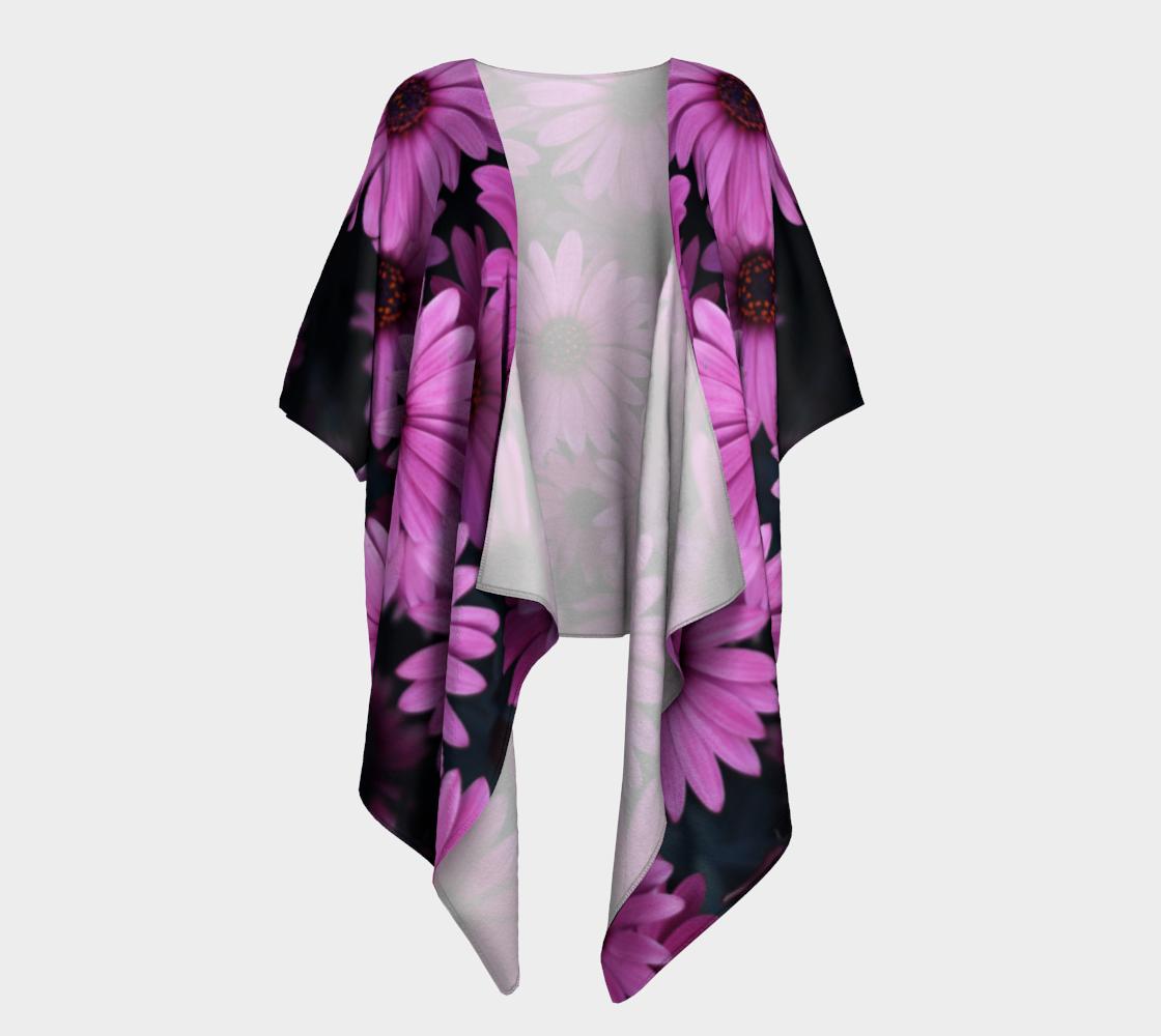 pericallis draped kimono preview #1