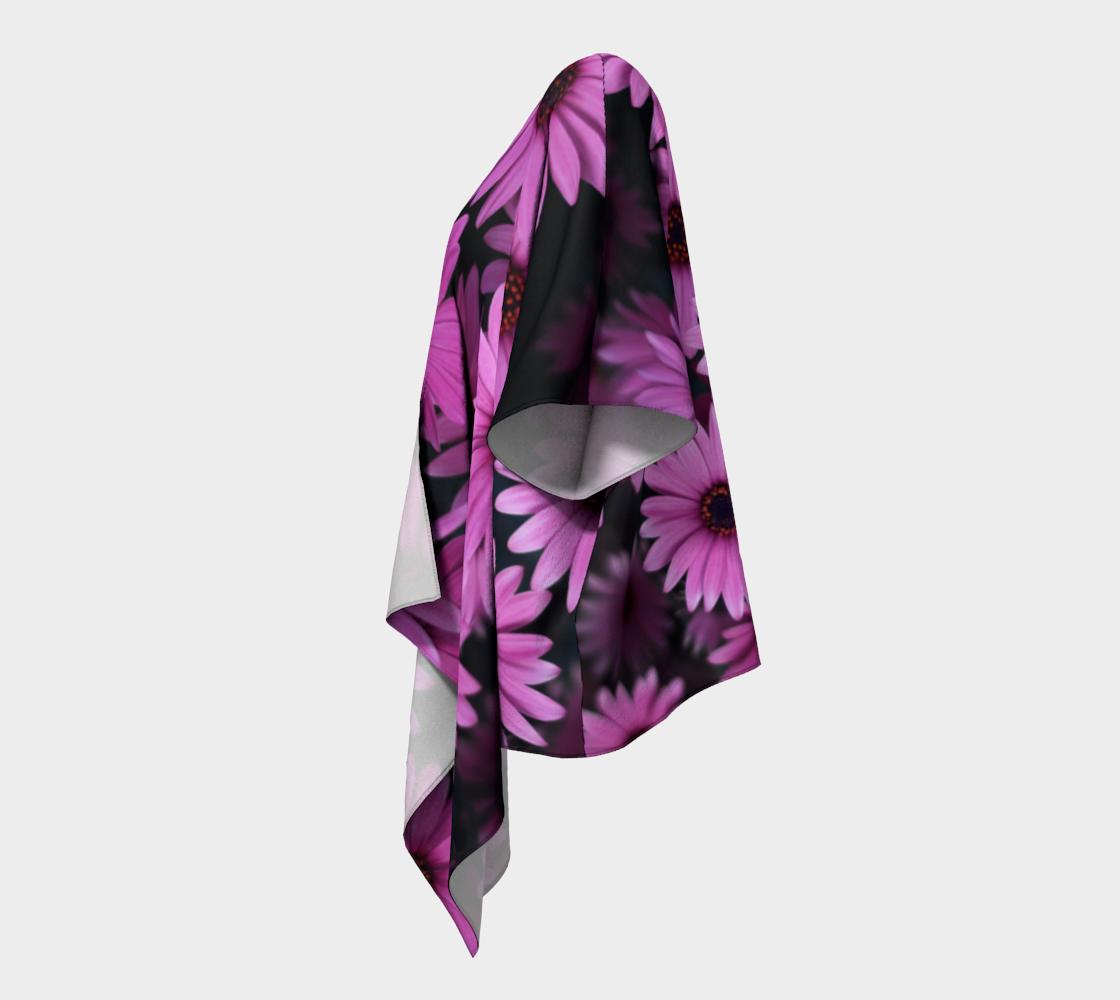 pericallis draped kimono preview #2