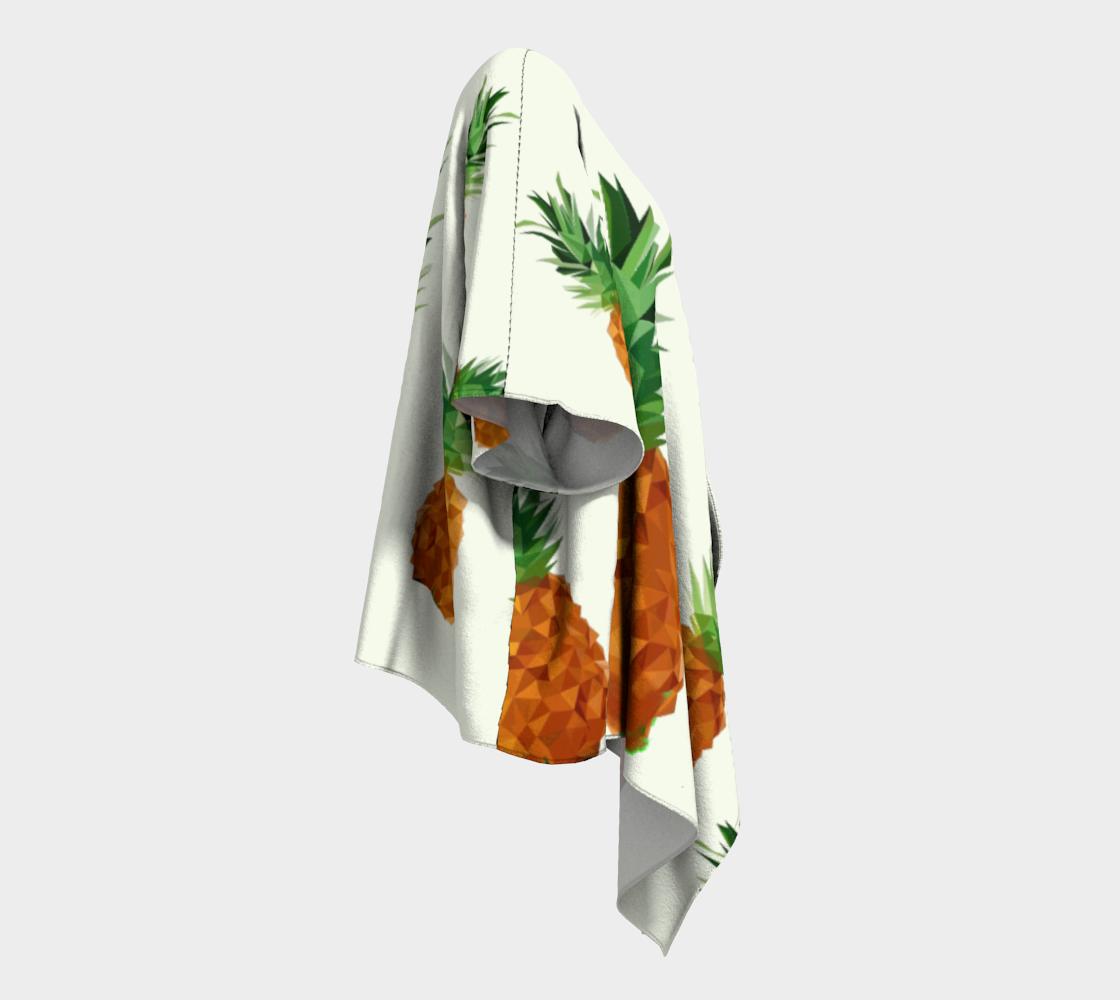 pineapple draped kimono preview #3