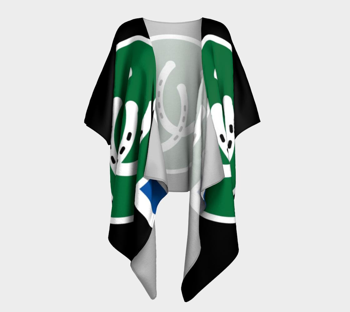 pony pride flag draped kimono preview