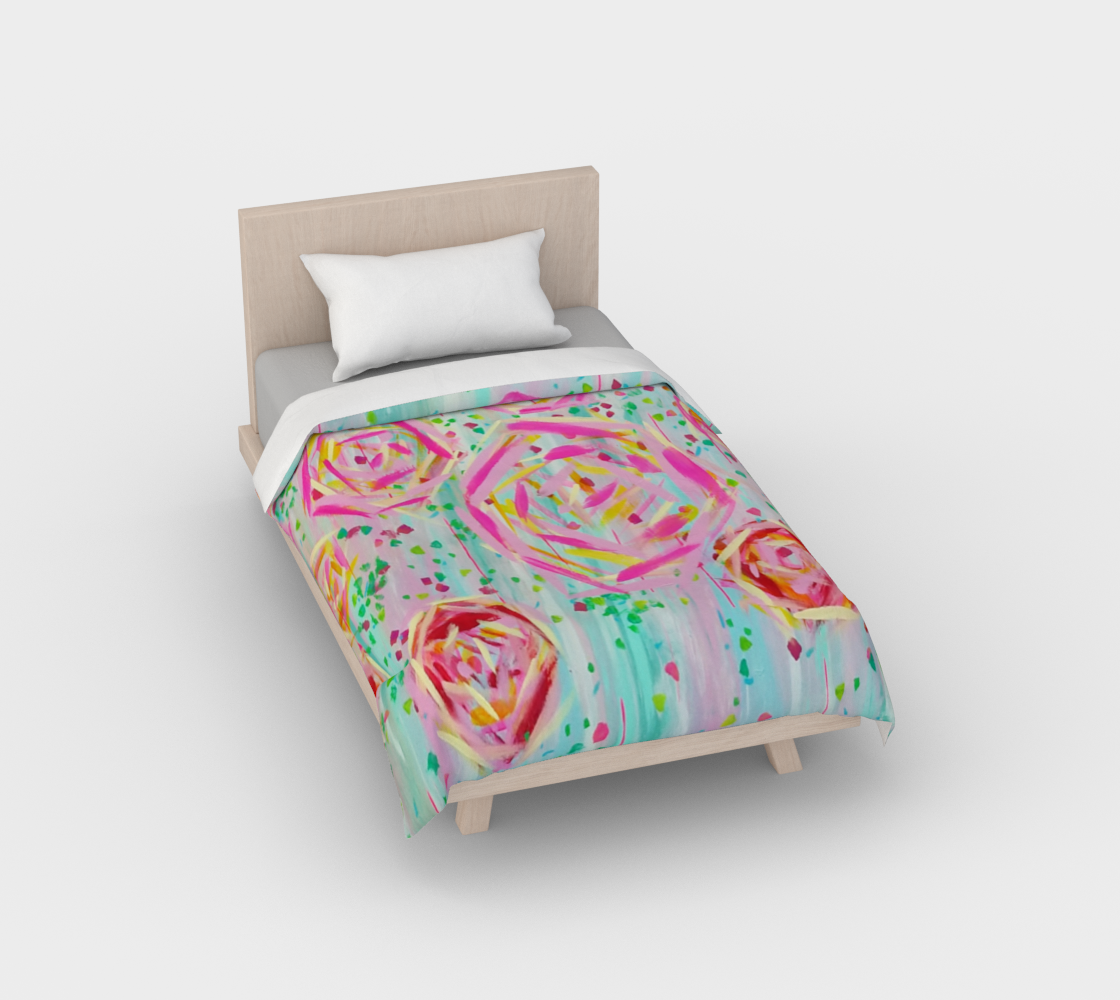 Duvet Cover *Dreaming Blooms* preview
