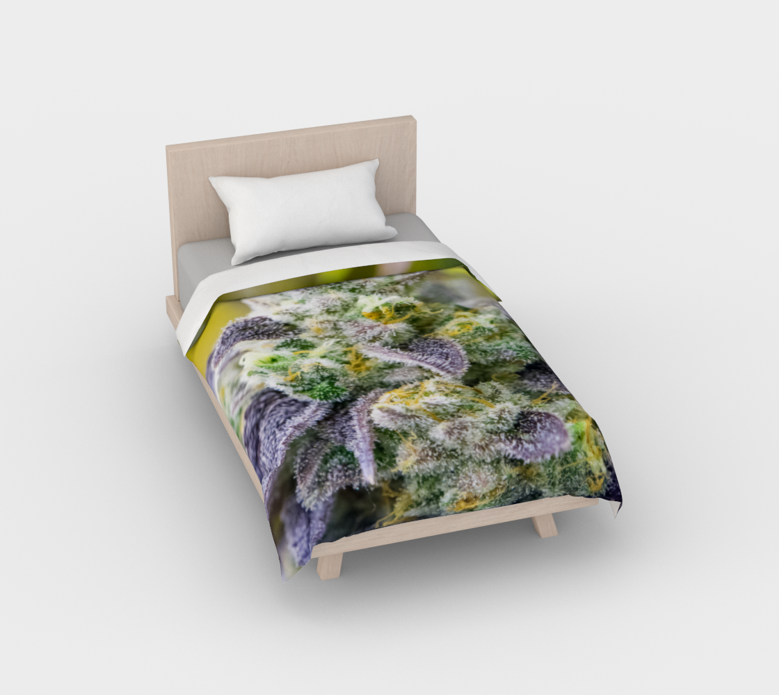 Beauty and the Boof Duvet Cover preview