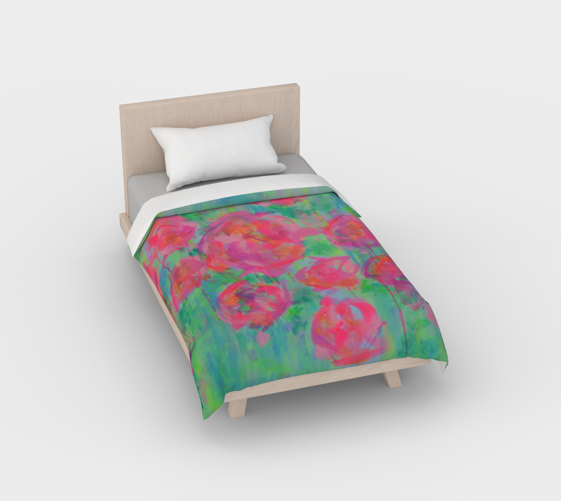 Duvet Cover *Spring Rain* preview