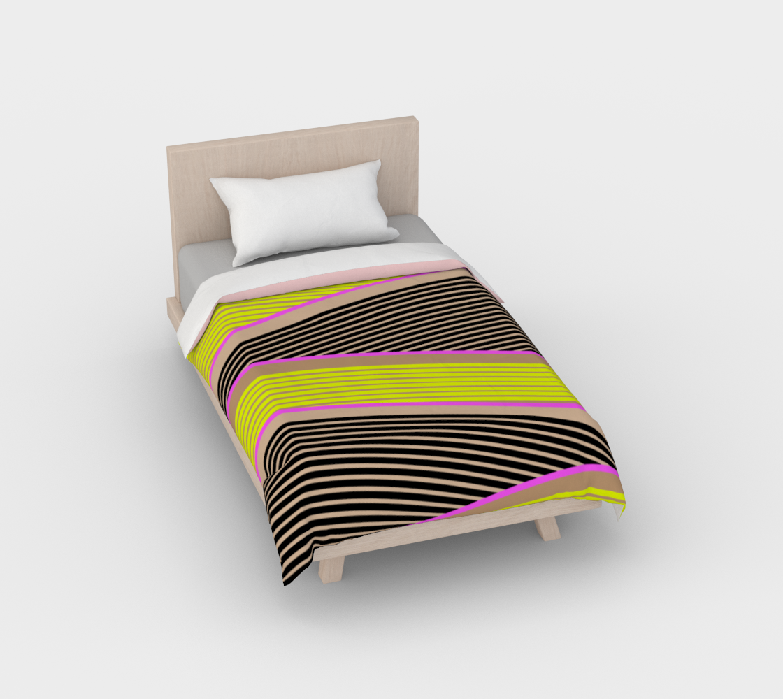 Happy Times - Sunny Fields Duvet Cover preview
