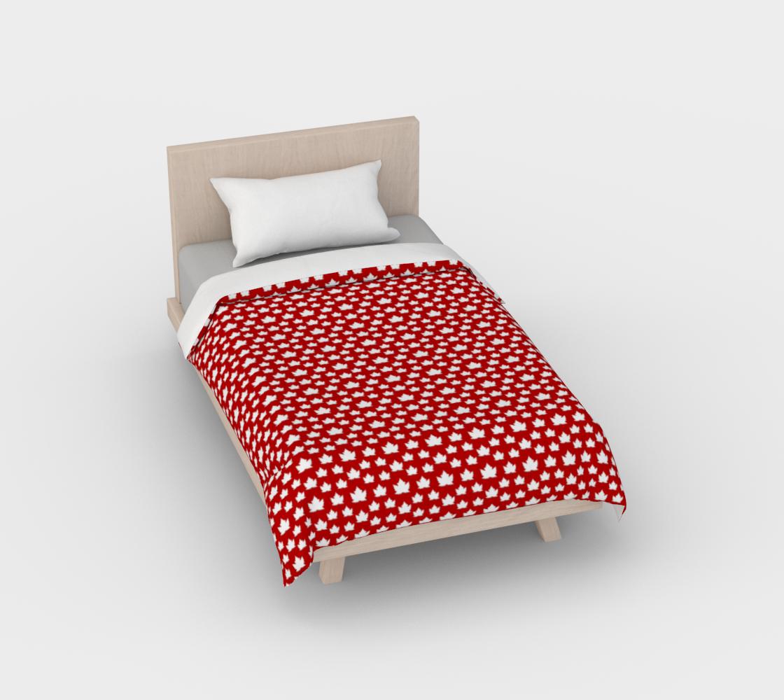 Canada Duvet Cover Cute Canada Bedroom Decor preview