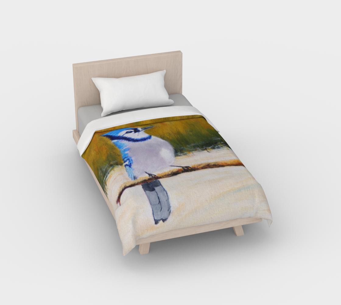 Aperçu de Élégance geai bleu