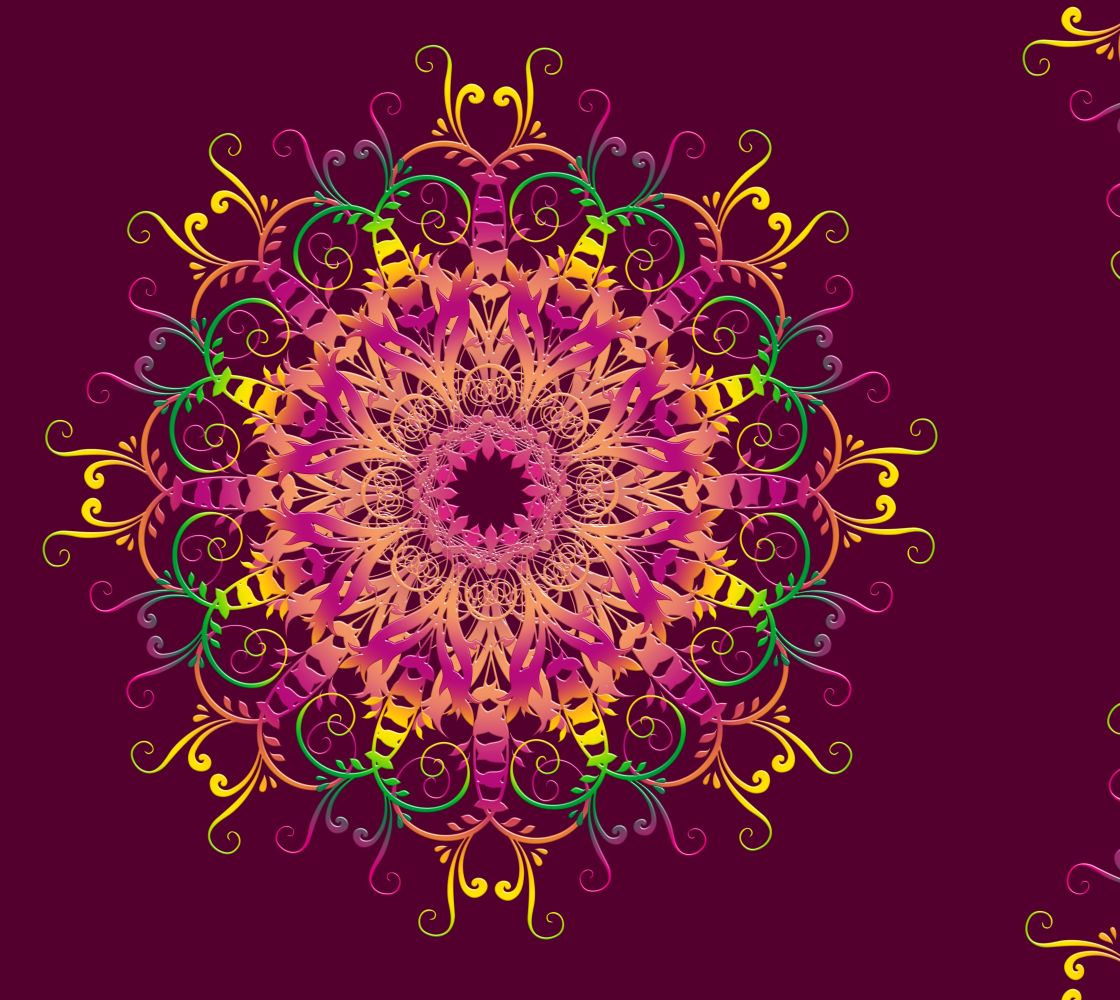 Mandala Ethnic Bohemian preview
