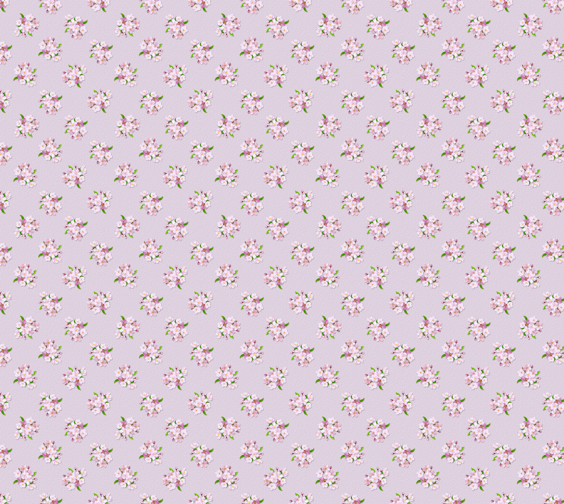 Spring Floral Retro Pattern preview