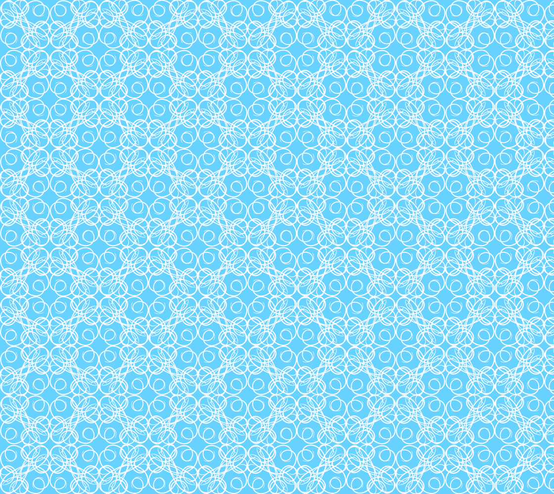 Abstract Turquoise Pattern thumbnail #1