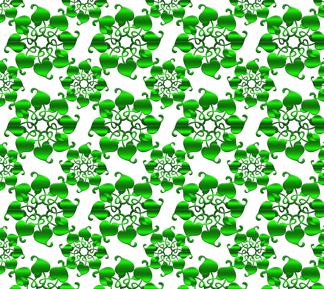 St patricks day pattern preview