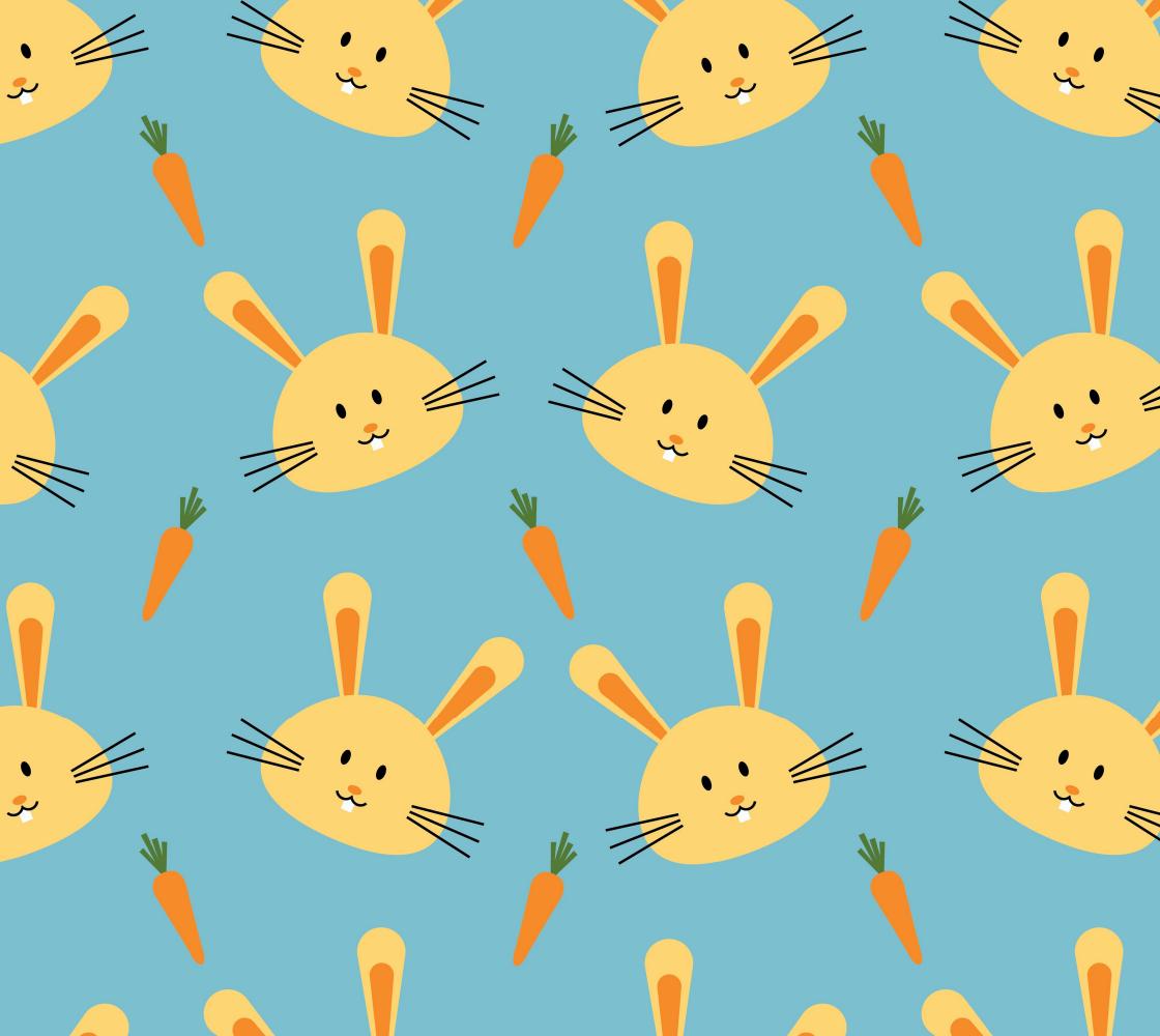 Aperçu de Bunnies and Carrots
