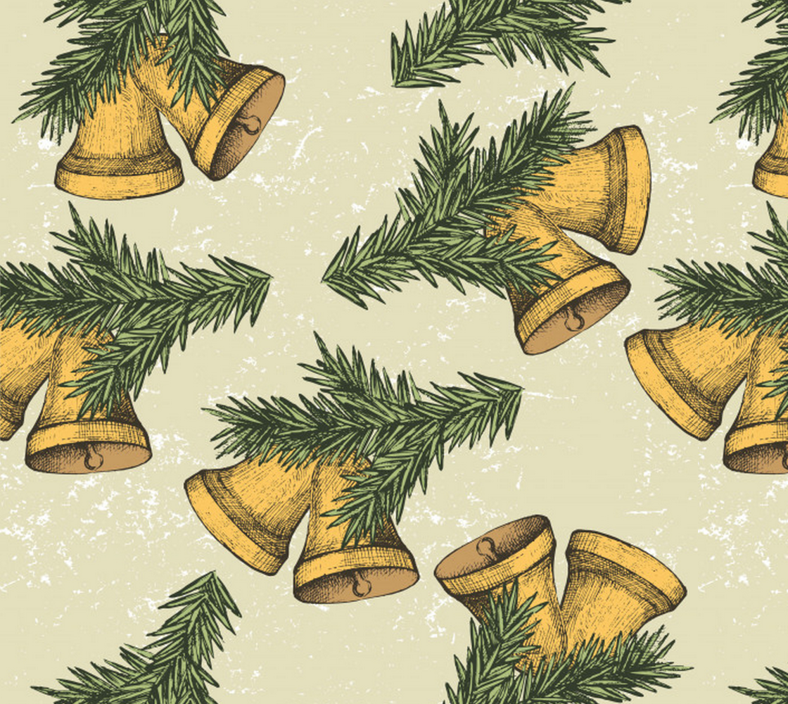 Aperçu de Vintage Christmas Bells